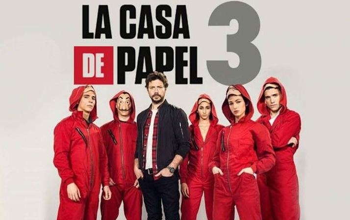 Berlin yaşıyor mu? La Casa de Papel'in 3. sezonu başlıyor!