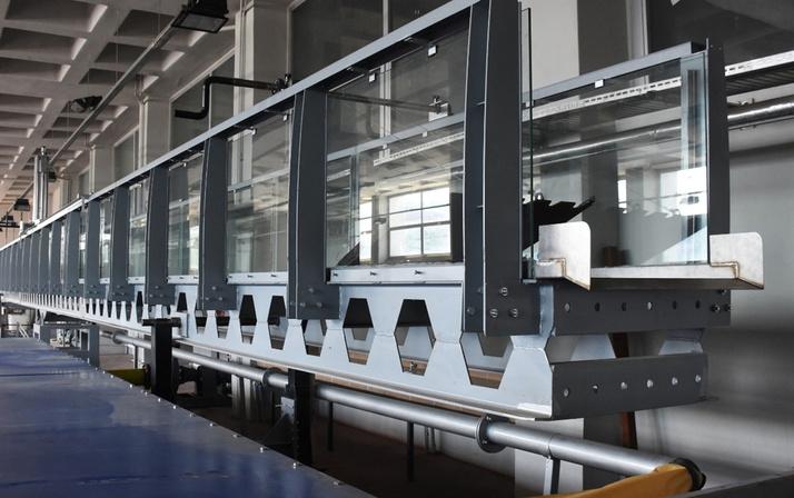 Üniversite öğrencileri 750 bin lira maliyetli deney cihazını 100 bin TL'ye kurdu