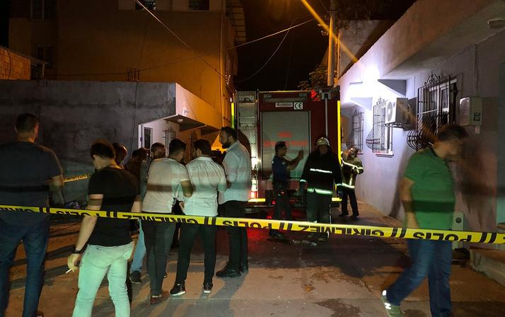 Bursa'da cinayet zanlısının evine molotoflu saldırı