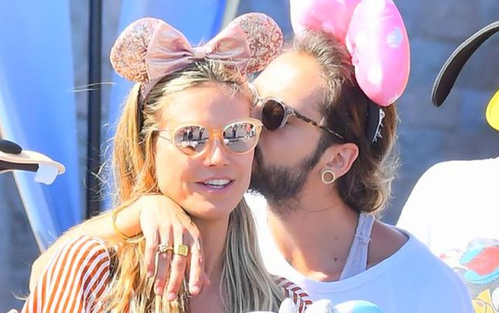Eski Victoria's Secret mankeni Heidi Klum, 17 yaş küçük sevgilisiyle gizlice evlendi