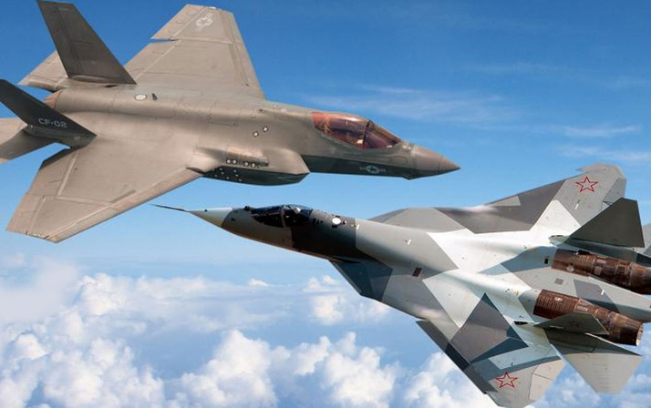 Hangisi daha güçlü F-35 mi Su-57 mi? İşte  özellikleri ve arasındaki farklar
