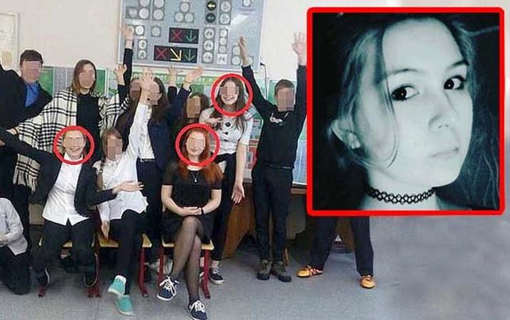 Sınıf arkadaşları genç kızın yüzünü kesip boğarak öldürdü! Sebebi inanılmaz