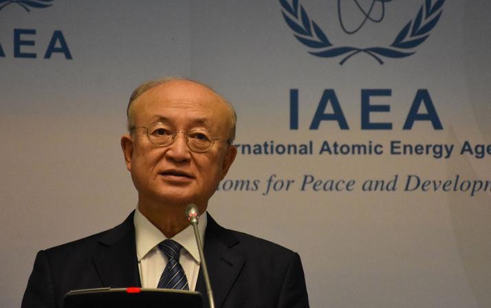 İran nükleer anlaşmasının önemli aktörlerinden Yukiya Amano öldü
