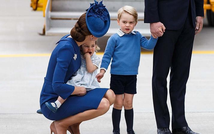 İngiliz Kraliyeti'nin 3 numaralı varisi! 6 yaşındaki 3.6 milyar dolarlık veliaht Prens George
