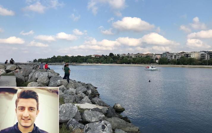 Yeşilköy'de denizde kaybolan gençten acı haber geldi!