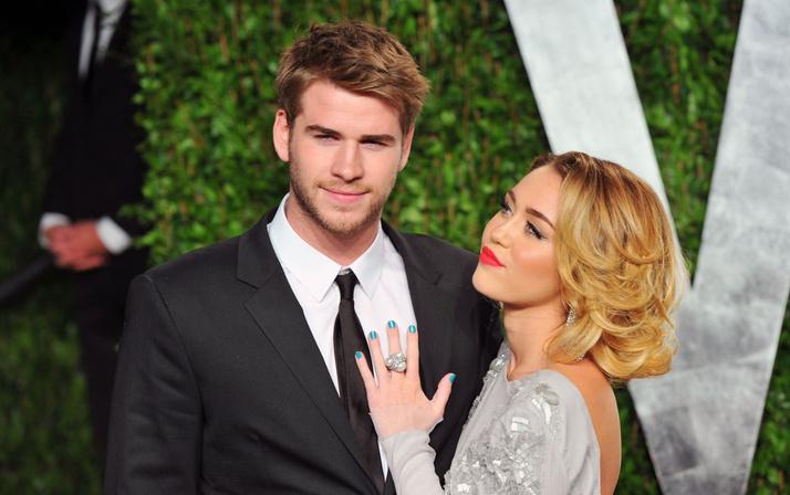 İlişkimiz eşsiz ve modern diyen Cyrus- Hemsworth çifti 8 ayda ayrıldı