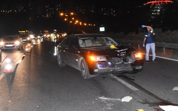 İYİ Partili Zeki Hakan Sıdalı kaza yaptı! Çarptığı yaya öldü