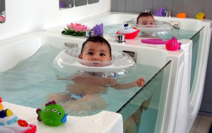 İzmit'te 10 aylık bebeklere SPA masajı yapılıyor! Faydası ne...