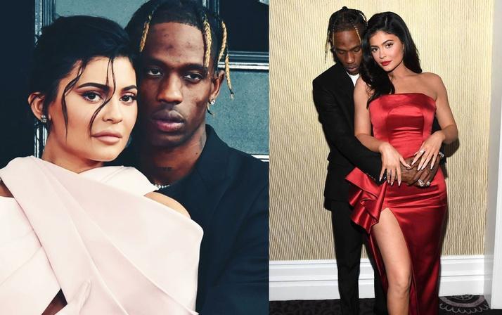 Kylie Jenner'a sürpriz yapmıştı! Travis Scott'un aldığı kolyenin fiyatı ise olay!