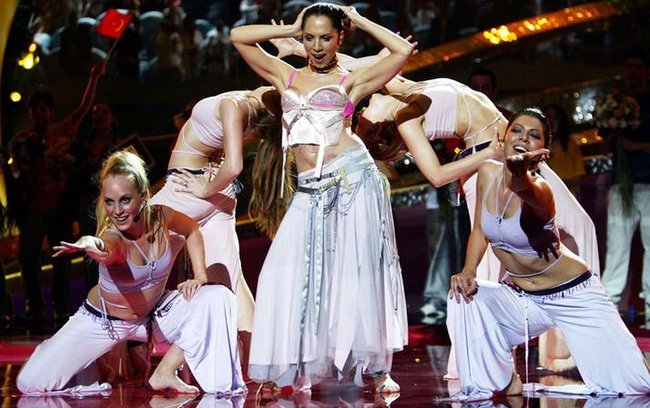 Sertap Erener'den yıllar sonra gelen Eurovision itirafı! Kimseyle paylaşmamış