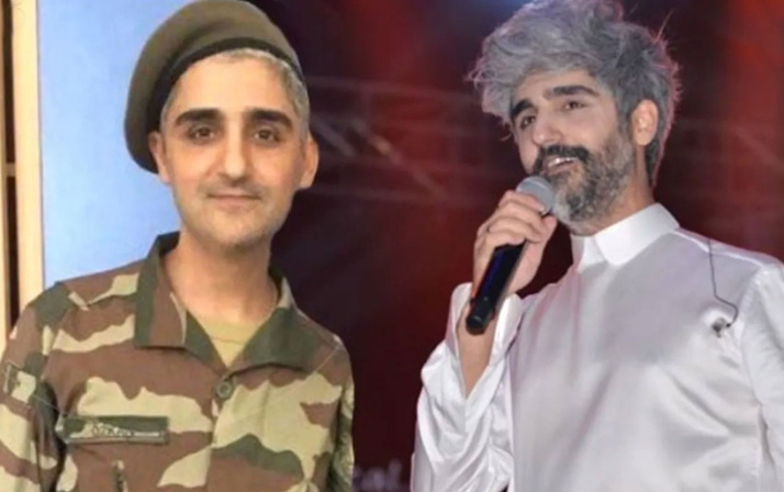 Manuş Baba'nın askerlik fotoğrafı olay olmuştu! Samimi açıklamalar geldi