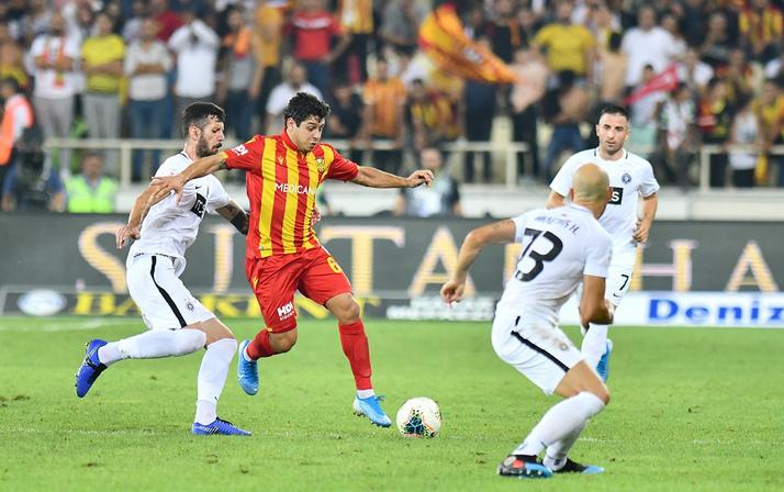 Partizan'la karşılaşan Yeni Malatyaspor Avrupa'ya veda etti
