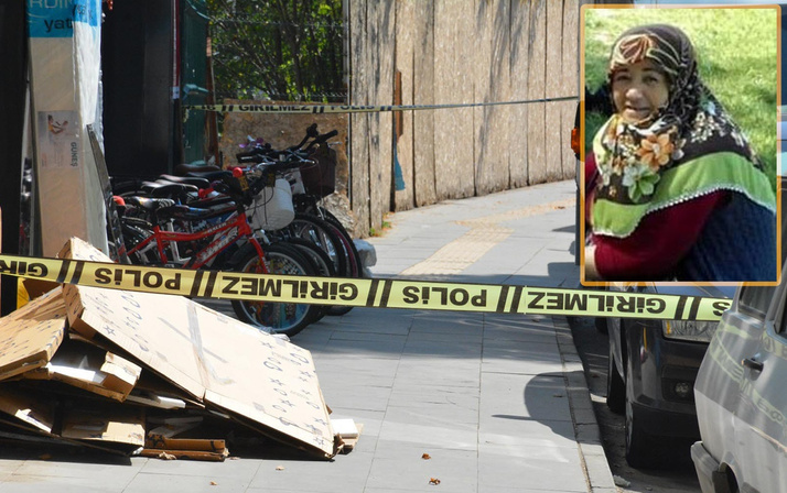 Bilecik'te yolda başına cam düşen kadın 17 gün sonra öldü