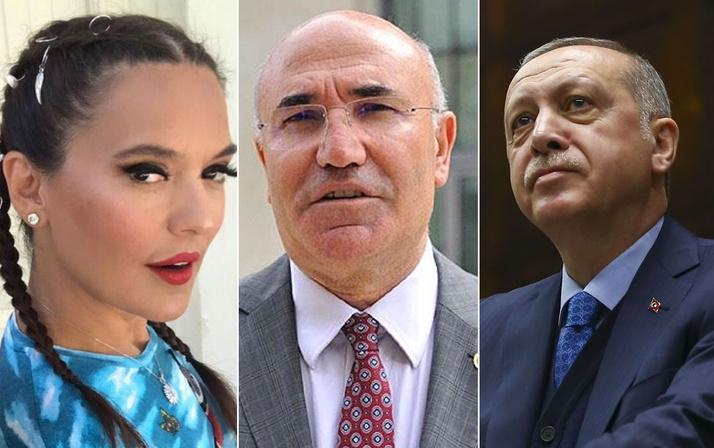 CHP'li Mahmut Tanal Demet Akalın ve Cumhurbaşkanı Erdoğan için savcıları göreve çağırdı