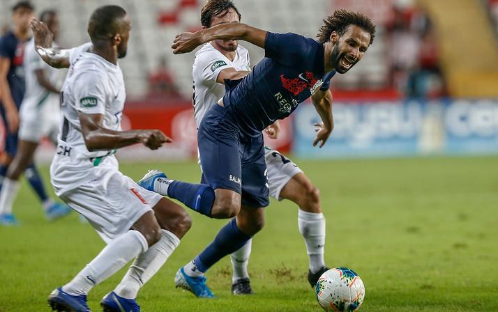 Antalyaspor Denizlispor maçı golleri ve geniş özeti