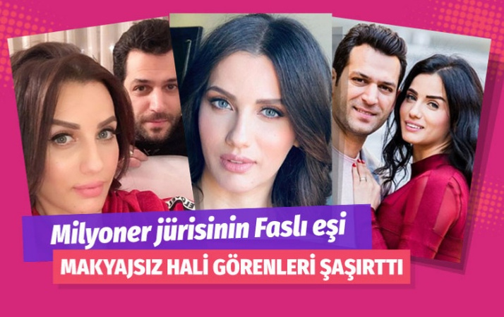 Kim Milyoner Olmak İster sunucusu Murat Yıldırım'ın eşi Iman Elbani makyajsız korkuttu