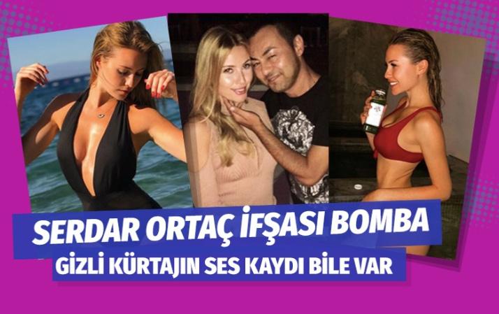 Serdar Ortaç ifşası bomba! Gizli kürtajın ses kaydı bile var