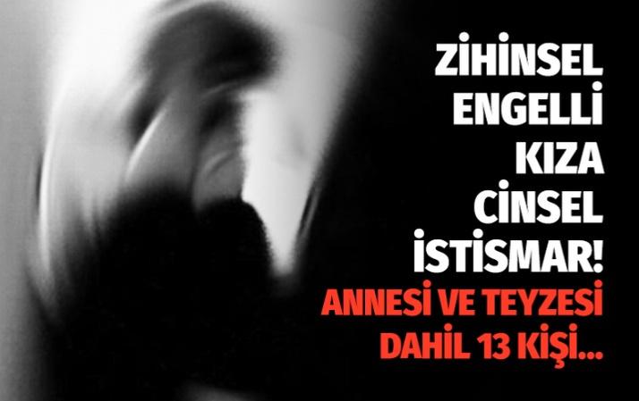 Kars'ta engelli kıza cinsel istismar davasında karar