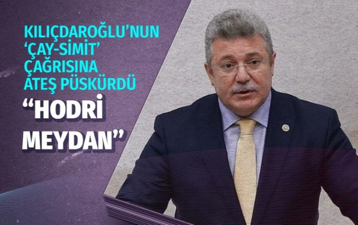 """Muhammet Emin Akbaşoğlu, """"Çay-simit"""" hesabı eleştirilerine ateş püskürdü!"""