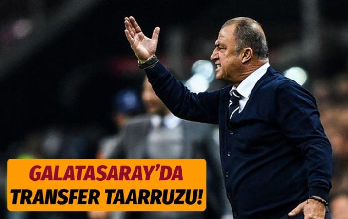 Galatasaray'da transfer taaruzu başlıyor