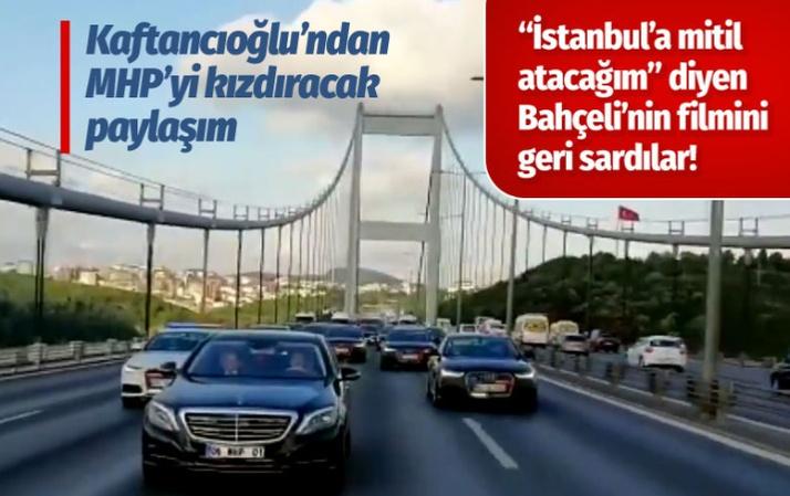Canan Kaftancıoğlu'ndan MHP'yi kızdıracak paylaşım