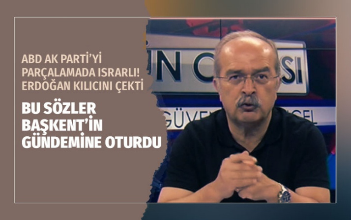 İsmet Özçelik'ten kulisleri hareketlendiren iddialar: Erdoğan kılıcını çekti