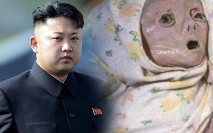 Kuzey Kore hakkında dünyayı şoke eden iddia 'Mutant bebekler...'