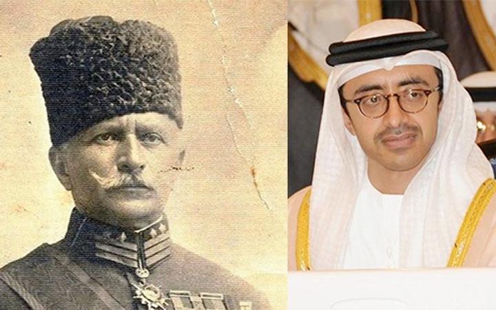 Fahreddin Paşa'ya 'hırsız' diyen Arap Bakan'a tokat gibi yanıt