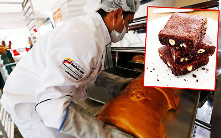 Brownie yapan pastanecileri tutukladılar!