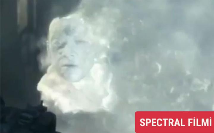 Spectral filminin olay görüntüsü o sahnedeki Erdoğan mı?