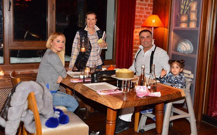 Sedat Peker'in eşi Özge Peker kimdir işte karısı ve çocukları