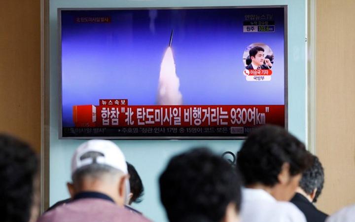 Kuzey Kore füze ateşledi Donald Trump'tan çok sert açıklama