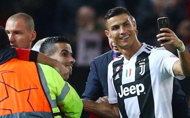 5 yıl sonra ilk kez! Ve Ronaldo böyle geri döndü