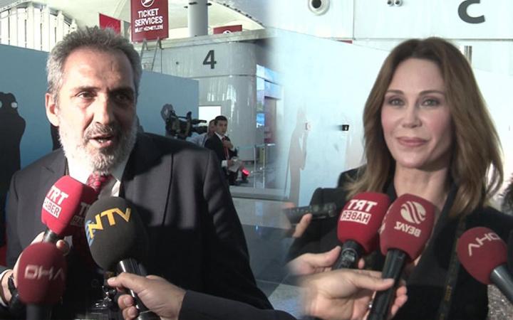 İstanbul Yeni Havalimanı için ünlüler ne dedi ? İşte o açıklamalar