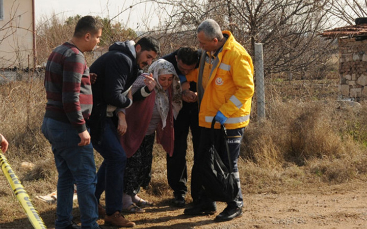 Kırıkkale'de vahşet: Genç kadını benzin döküp yakmışlar!