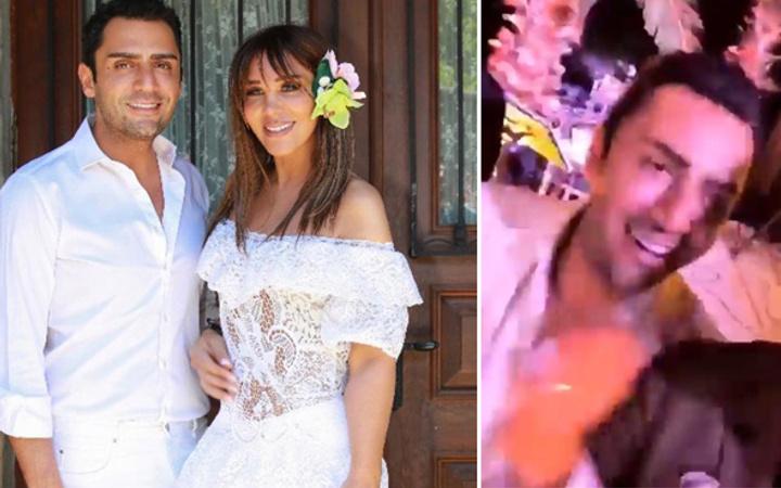 Seren Serengil Yaşar İpek nişanlandı! Çirkin el hareketi 'yok artık' dedirtti