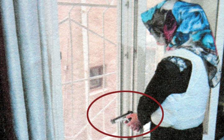 Çocuğun babası komşusu çıkmıştı adliyede cinayeti anlattı