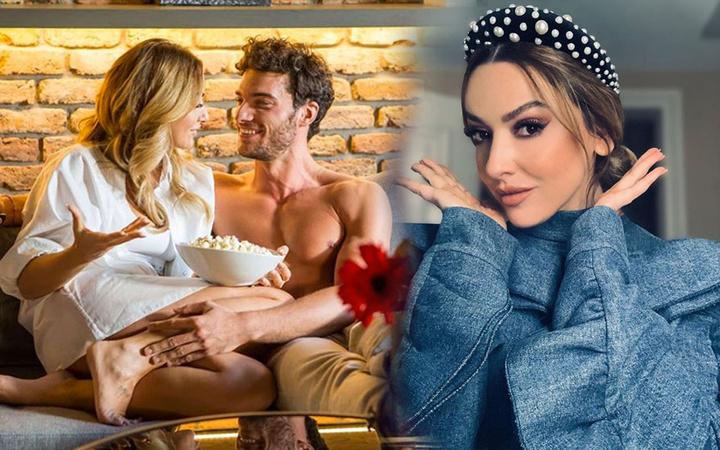 O Ses Türkiye jürisi Hadise'den aşk sinyali! Aşkı aşık olana sor