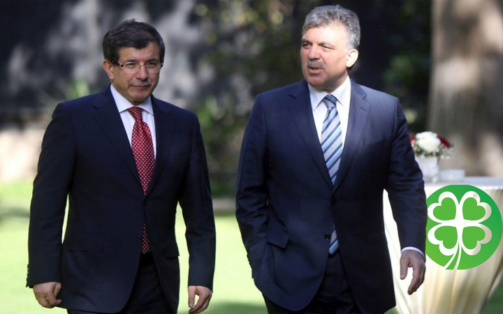 Abdullah Gül ve Ahmet Davutoğlu sosyal medyanın gündemine oturdu