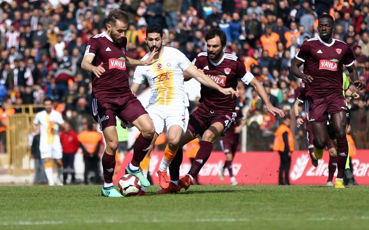Hatayspor - Galatasaray maçı golleri ve geniş özeti