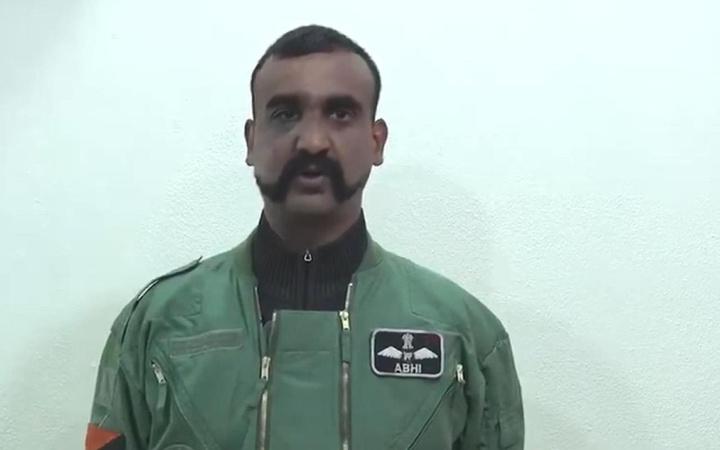 Hint pilot ülkesine teslim edildi