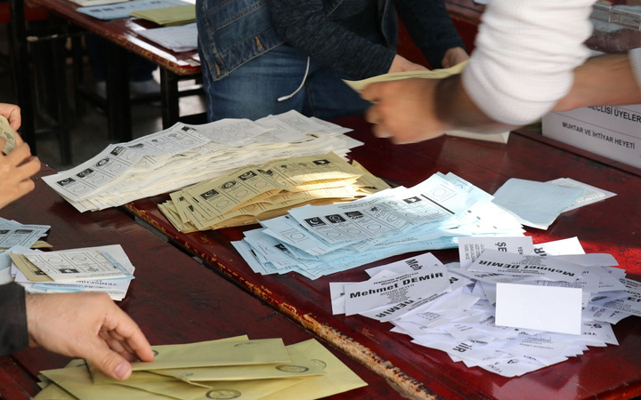 İstanbul ilçe ilçe seçim sonuçları 31 Mart yerel seçimler