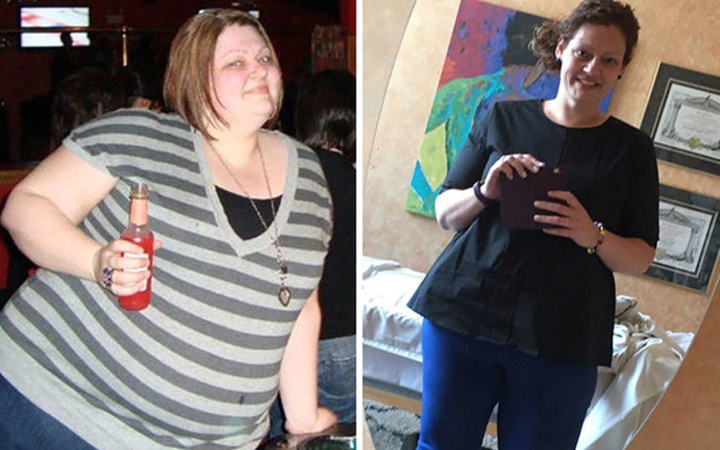 Tam 70 kilo verdi  Son hali inanılmaz sadece bu 3 kurala uydu!