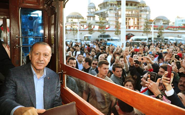 'Her şey çok güzel olacak' diyen vatandaşa Erdoğan'ın cevabı bakın ne