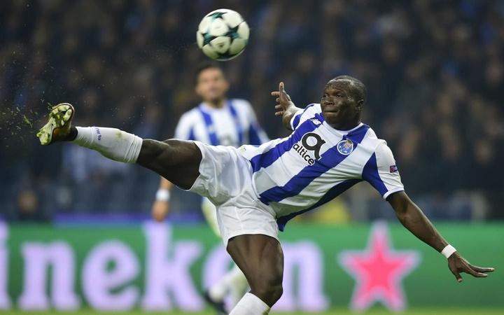 Porto'dan Galatasaray'a Aboubakar yanıtı