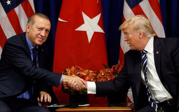 Türkiye'ye 12 kalemde yaptırım listesi hazırlandı Trump en az beşini seçmek zorunda