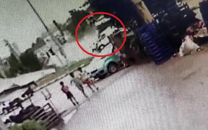Ordu'da 3 kişinin öldüğü feci kaza kameraya yansıdı