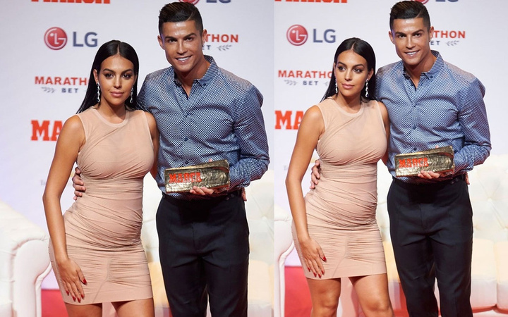 Ronaldo yeniden baba mı oluyor? Georgina Rodriguez'in görüntüsü dikkat çekti