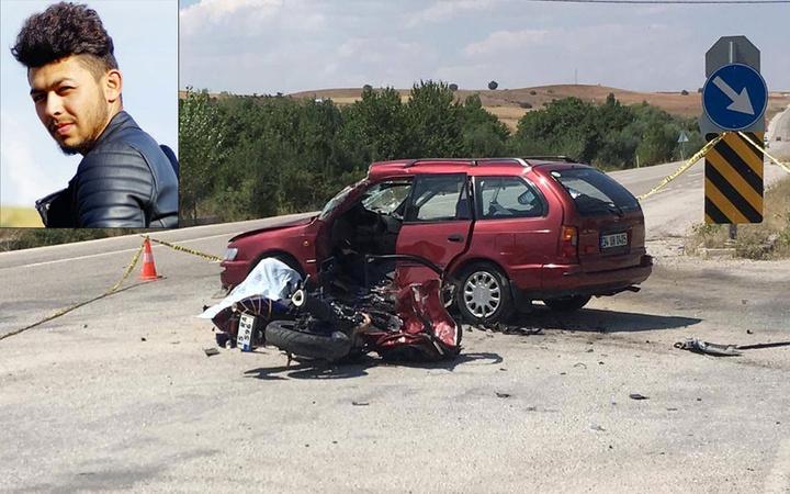 Isparta'da İsmail Koyutürk satışa çıkardığı motosikletiyle yaptığı kazada öldü