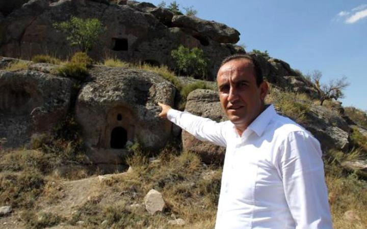 Yeni keşfedildi! Kayseri'den başlıyor Ürgüp'ten çıkıyor Yeni bir yeraltı şehri bulundu